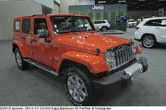 2014-12-31 0414 JEEP group (Badger 23 / jezevec) Tags: auto show new cars industry make car america photo model automobile forsale jeep image indianapolis year review picture indy indiana automotive voiture american coche carro specs  current carshow newcar automobili automvil automveis manufacturer  dealers  2015   samochd automvel jezevec motorvehicle otomobil   indianapolisconventioncenter  automaker chryslercorporation   autombil automana 2010s  indyautoshow bifrei  awto automobili  bilmrke   giceh december2014 20141231 fiatchryslerautomobiles