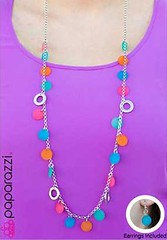Sunset Sightings Citrus Necklace K1A P2450A-3