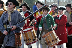 COLONIAL CHRISTMAS (MIKECNY) Tags: music history soldier gun drum fife colonial weapon reenactor colonist fortwilliamhenry