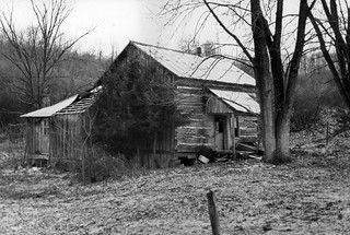 Log House — Orange Township (?), Meigs County, OH