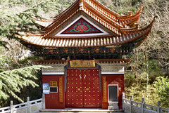 485 Yunnan - Tonghai (farfalleetrincee) Tags: china travel tourism nature forest landscape temple asia buddhism adventure guide yunnan  tonghai