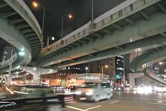 nagoya12846 (tanayan) Tags: road street urban japan night town alley nikon cityscape view nagoya 日本 愛知 aichi j1 nishiki 名古屋 錦通