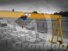Outdoor Goliath Crane