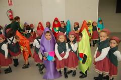Colegio Orvalle - fiesta de navidad de infantil (19)