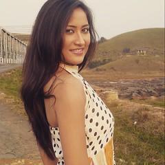 Actress Moonmi Phukan... Coming soon in a Bihu video with Utpal Das.. #assamesefilm