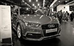 Alger : salon de l'automobile 2014 (Graffyc Foto) Tags: auto show de algeria nikon automobile foto motors l a3 salon algerie audi f28 limousine hdr alger 2014 1755 d300 photomatix graffyc