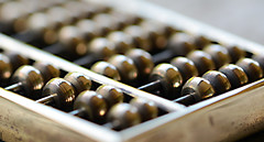 A is for Abacus (PhotosbyDi) Tags: bokeh abacus nikond600 015365 012100 macromondays tamronf2890mmmacrolens beginswitha