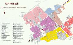 Pompeii Part Plan (peteshep) Tags: italy campania ps pompeii vesuvius pompei cardo 2014 reddots decumanus peteshep copyrightphoto fz200 partplan