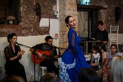 Flamenco at 1884_Gedera (Flavio~) Tags: dancers dancer flamenco 1884 bailaoras gedera tablaoflamenco carmelnatansheli