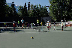whistler tennis academy camp week 3 2014