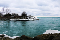 IMG_0887 (naddesigns) Tags: lake ontario canada ice frozen