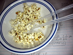 IMG_5678_au_g (thebiblioholic) Tags: food popcorn math chopsticks 365 calculus nationalday
