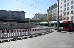 Baustelle Bahnhofsplatz 50 (Susanne Schweers) Tags: max baustelle architektur bremen architekt citygate hochhuser bahnhofsplatz dudler maxdudler bebauung