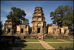 Prasat Kravan (Mar Santorio) Tags: d50 nikon cambodia siemreap camboya prasatkravan