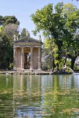Villa Borghese Gardens ( big_biffi ) Tags: italy vatican rome roma italia trevifountain fontanaditrevi vaticancity circomassimo circusmaximus sanpaolofuorilemura colonnatodelbernini stpauloutsidethewalls villaborghesegardens