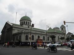 """San José: la Cathédrale Métropolitaine <a style=""""margin-left:10px; font-size:0.8em;"""" href=""""http://www.flickr.com/photos/127723101@N04/26858656755/"""" target=""""_blank"""">@flickr</a>"""