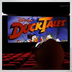 @ Stardust Village - Roma (Angelo Trapani) Tags: cinema roma duck quack viaggio stardust papera ducktales avventura paperi