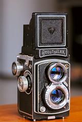 My new toy (Martijn Doornbusch) Tags: camera 6x6 tlr canon dof 11 120film sp tamron 90mm f28 beautyflex eos70d