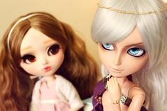 Carta (parte 3-3) (♥Thai) Tags: doll pullip fashiondoll lucille ártico pullipdoll leeke taeyang rewigged pullipcustom taeyangdoll crobidoll groovedoll brdolls taeyangmotochika
