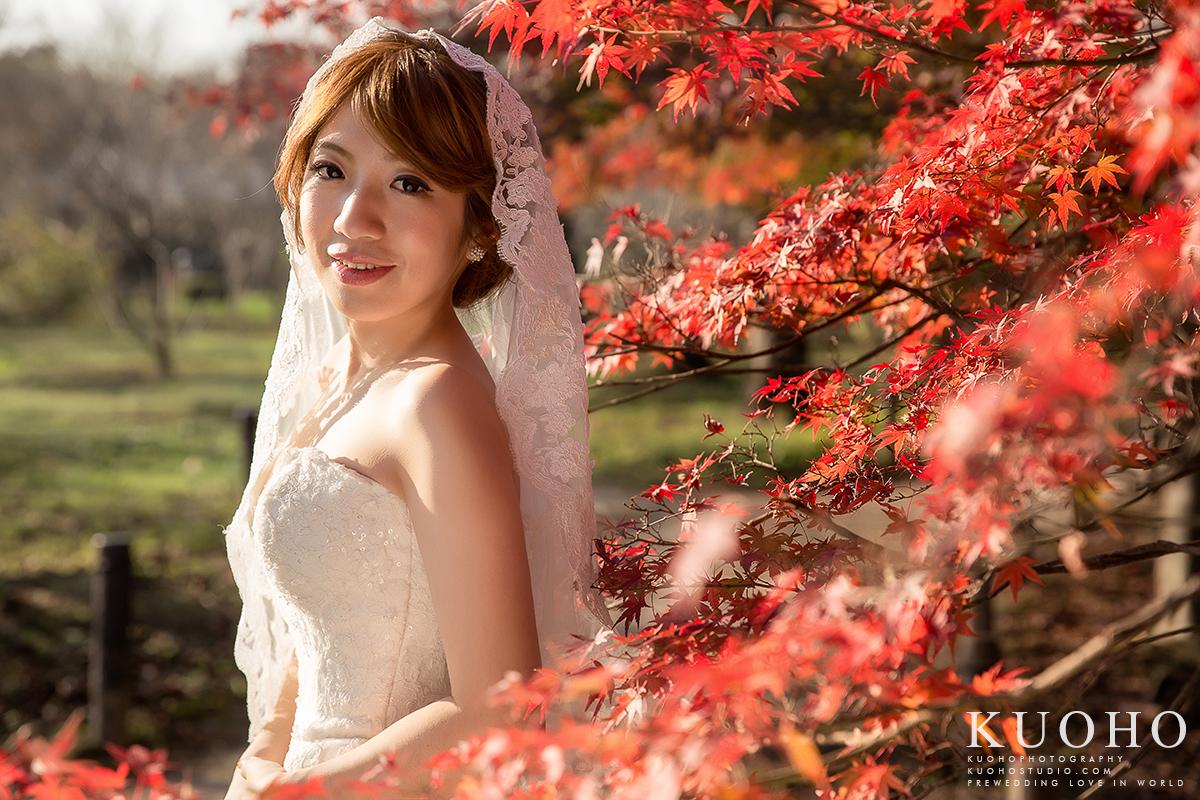 奈良婚紗,楓葉婚紗,北海道海外婚紗,北海道自助婚紗,郭賀,北海道婚紗,北海道拍婚紗,京都婚紗,沖繩婚紗,巴黎婚紗,kyoto prewedding