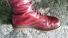 20160523_092716 (rugby#9) Tags: original feet yellow cherry boot shoe hole boots lace dr air 14 7 indoor icon wear size stitching comfort sole doc 1914 cushion soles dm docs eyelets drmartens bouncing airwair docmartens martens dms cushioned wair doctormarten 14hole yellowstitching
