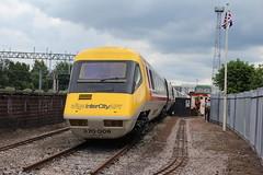 intercity APT 370006 at Crewe (D.J.H Photography) Tags: apt crewe intercity 370006