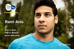 10 refugees will compete at the 2016 Olympics in Rio (UNHCR) Tags: brazil portrait sport refugees athletes information unhcr olympicgames newsstory unrefugeeagency rio2016 unitednationshighcommissionerforrefugees unhighcommissionerforrefugees