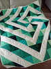 Emerald-lap-quilt_000010 (irina_vykhrestiuk) Tags: modern quilt handmade homemade twin kid child patchwork bedding bed quilting memory throw