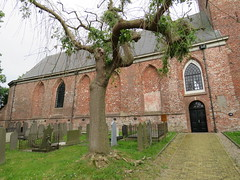Protestant church, Buitenpost (Elisa1880) Tags: church kerk friesland protestant buitenpost mariakerk