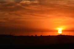 Por do sol (marcusviniciusdelimaoliveira) Tags: pordosol sol clouds sundown horizon nuvens hesperus horizonte entardecer