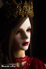 Crnica 17 (2/2) (Osmundo Gois) Tags: donatella von roth azalea head impldoll sd popodoll body