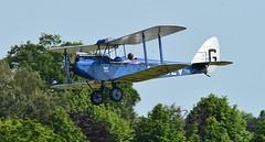 de Havilland DH60 Cirrus Moth G-EBLV (Fleet flyer) Tags: de moth bedfordshire shuttleworth biplane cirrus dehavilland shuttleworthcollection havilland oldwarden dehavillanddh60 dh60 geblv dehavillanddh60cirrusmothgeblv dehavillanddh60cirrusmoth dh60cirrusmothgeblv