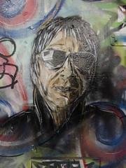 Paul Weller stencil, Paul Don Smith, Leake Street (duncan) Tags: graffiti stencil paulweller leakestreet pauldonsmith