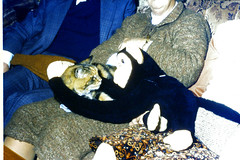 Slide 064-91 (Steve Guess) Tags: heidi monkey