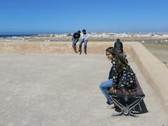 Rabat kasbah des Oudaya_0649 (JespervdBerg) Tags: holiday spring 2016 africa northafrican tamazight amazigh arab arabic moroccanstyle moroccan morocco maroc marocain marokkaans marokko rabat qasbah kasbah qasba oudayas oudaias