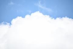 glorious sky (Dotsy McCurly) Tags: sky blue white fluffy nature beautiful nikon d750 nj clouds