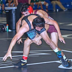 Southern California Duals 2015 (Leo Tard1) Tags: california ca usa male sport canon athletic wrestling indoor wrestler athlete communitycollege wrestle mounties cuesta singlet 2015 mtsac mtsanantoniocollege sportfight cerritoscollege collegewrestling 7dmarkii southerncaliforniaduals
