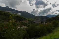 IMG_4977 (Matteo Scotty) Tags: canon estate 2016 sotto il cielo nuvole diga del vajont montagna