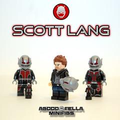 Scott Lang [MOC] [MCU] (agoodfella minifigs) Tags: lego marvel legomarvel marvellego antman scottlang legosuperheroes legomarvelsuperheroes legoavengers minifigure minifigures moc marvelcomics mcu marvelheroes