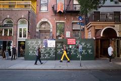 post no bills (zlandr) Tags: street zlandr manhattan chrisfarling nyc newyork newyorkcity city urban