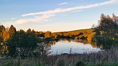 Sence valley park sunset (eucharisto deo) Tags: sence valley park sunset lake