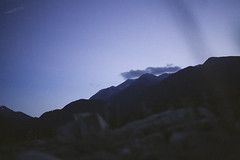 Vihren (fraser_west) Tags: mountain mountains night bluehour travel bulgaria walk digital canon 5d classic landscape moody dak grainy cinematic earth naturallight nature 2016
