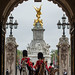 SOLDIERS COMPLETE FINAL REHEARSAL AHEAD OF THE QUEEN'S BIRTHDAY PARADE