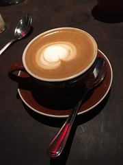 (Julie, Dave & Family) Tags: manhattan marta drink beverage cappuccino espresso coffee