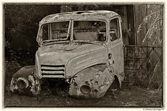 Have Truck - Looking for a transport contract (Johann (Sasolburg, RSA)) Tags: rusty abandoned dilapidated weathered neglected rustcrust 7dwf