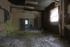 IMG_7756 (mookie427) Tags: urban explore exploration ue derelict abandoned hospital tuberculosis sanatorium upstate ny mental developmental center psychiatric home usa urbex