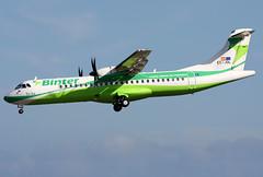 EC-JQL (GH@BHD) Tags: ecjql atr atr72 nt ibb binter bintercanarias ace gcrr arrecife arrecifeairport lanzarote turboprop airliner aircraft aviation