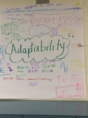 "Adaptability Anchor Chart • <a style=""font-size:0.8em;"" href=""https://www.flickr.com/photos/92866435@N06/15032359963/"" target=""_blank"">View on Flickr</a>"