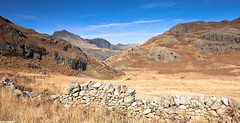 Langdale Panorama (PeterYoung1.) Tags: uk england panorama nature landscape pano lakedistrict scenic hills atmospheric langdale peteryoung1