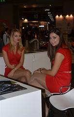 Eicma 2014 Model (420) (Pier Romano) Tags: woman sexy girl beautiful model legs milano babe salone moto motorcycle belle donne hostess bella bellezza fiera gambe ciclo esposizione rho 2014 ragazze modelle eicma